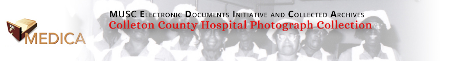 Colleton County Hospital Photograph Collection