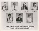 Junior medical record administration program, College of Allied Health Sciences