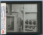 Radiology film processing automatic room