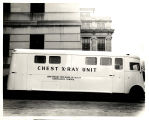 Mobile Chest X-Ray Unit (TB)