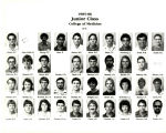 MUSC College of Medicine Juniors 1986 A-C