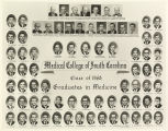 Medical College of South Carolina Class of 1968
