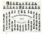 Medical College of South Carolina Class of 1953