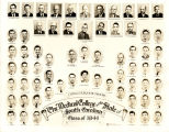 Medical College of the State of South Carolina Class of 1944