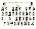 MUSC College of Medicine First Year Students 1987 E-L