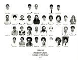 MUSC College of Medicine Seniors 1985 S-Z