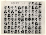 MUSC College of Medicine First Year Students 1973 A-J