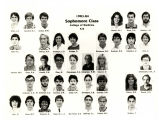 MUSC College of Medicine Sophomores 1984 A-D