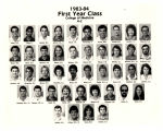 MUSC College of Medicine First Year Students 1984 A-C