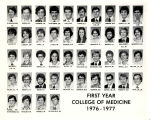 MUSC College of Medicine First Year Students 1977 K-P