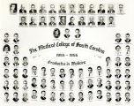 Medical College of South Carolina Class of 1956