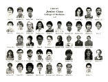 MUSC College of Medicine Juniors 1985 A-D