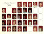 MUSC College of Medicine Seniors 1994 M-T
