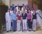 MUSC Department of Psychiatry and Behavioral Sciences, interns, 2003-2004