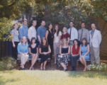 MUSC Department of Psychiatry and Behavioral Sciences, interns, 2002-2003
