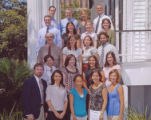 MUSC Department of Psychiatry and Behavioral Sciences, interns, 2008-2009