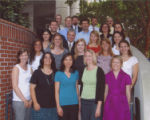 MUSC Department of Psychiatry and Behavioral Sciences, interns, 2010-2011