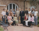 MUSC Department of Psychiatry and Behavioral Sciences, interns, 2001-2002
