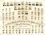 Medical College of the State of South Carolina Class of 1945