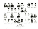 MUSC College of Medicine Seniors 1985 M-R