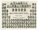 Medical College of South Carolina Class of 1967