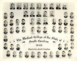 Medical College of the State of South Carolina Class of 1946