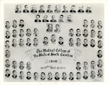 Medical College of the State of South Carolina Class of 1948