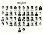 MUSC College of Medicine First Year Students 1986 G-L