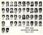 MUSC College of Medicine First Year Students 1977 P-Z