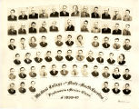 Medical College of the State of South Carolina Class of 1940