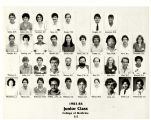 MUSC College of Medicine Juniors 1984 S-Z