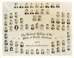 Medical College of the State of South Carolina Class of 1947