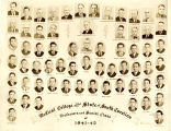 Medical College of the State of South Carolina Class of 1941-1942