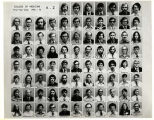 MUSC College of Medicine First Year Students 1973 K-Z