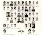 MUSC College of Medicine Juniors 1984 A-E