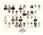 MUSC College of Medicine Juniors 1984 M-R