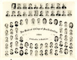 Medical College of South Carolina Class of 1954