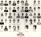 MUSC College of Medicine Juniors 1984 F-L