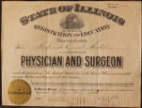 State of Illinois physician and...