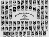 1983 Graduates of the Medical University of South Carolina College of Nursing