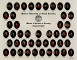 1998 Graduates of the Medical University of South Carolina College of Nursing Master's Degree...