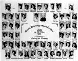 1985 Graduates of the Medical University of South Carolina College of Nursing