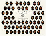 1995 Graduates of the Medical University of South Carolina College of Nursing (May)
