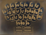 1930 Graduates of the Medical College of the State of South Carolina School of Nursing