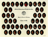 1993 Graduates of the Medical University of South Carolina College of Nursing Master's Degree...