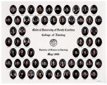 1998 Graduates of the Medical University of South Carolina College of Nursing (May)
