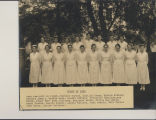 1934 Graduates of the Medical College of the State of South Carolina School of Nursing