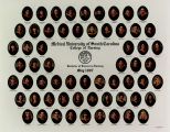1997 Graduates of the Medical University of South Carolina College of Nursing (May)