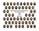 2009 Graduates of the Medical University of South Carolina College of Nursing (May)