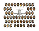 2004 Graduates of the Medical University of South Carolina College of Nursing (December)